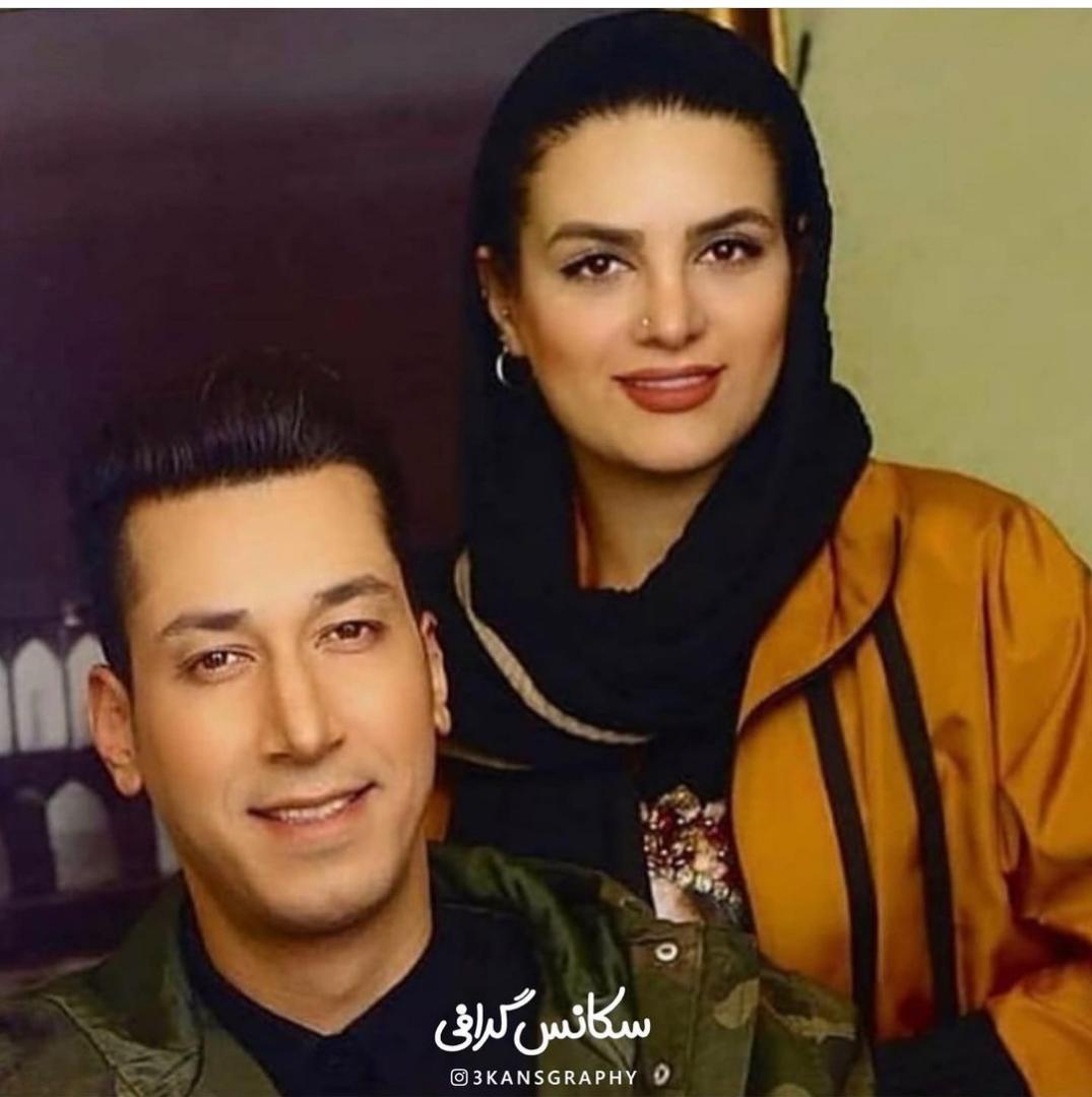 همسر بهرام افشاری