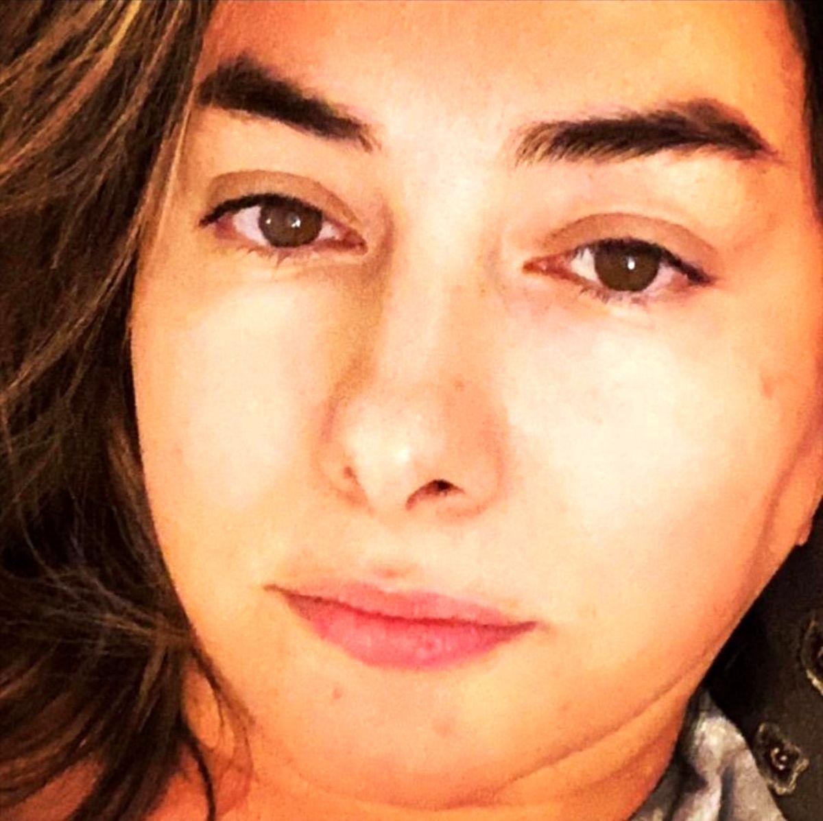 سانسور آرایش غلیظ هانیه توسلی سوژه شد / عکس