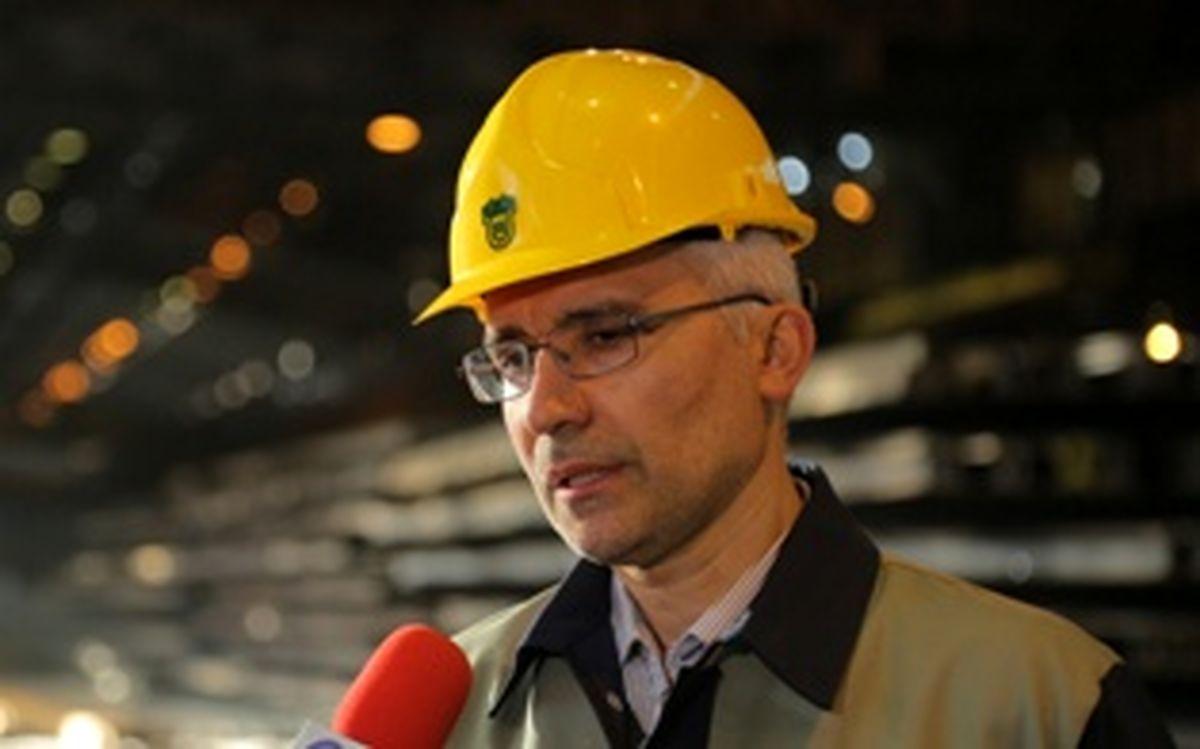 اقدامات لازم برای غلبه بر کرونا در ذوب آهن اصفهان انجام می شود