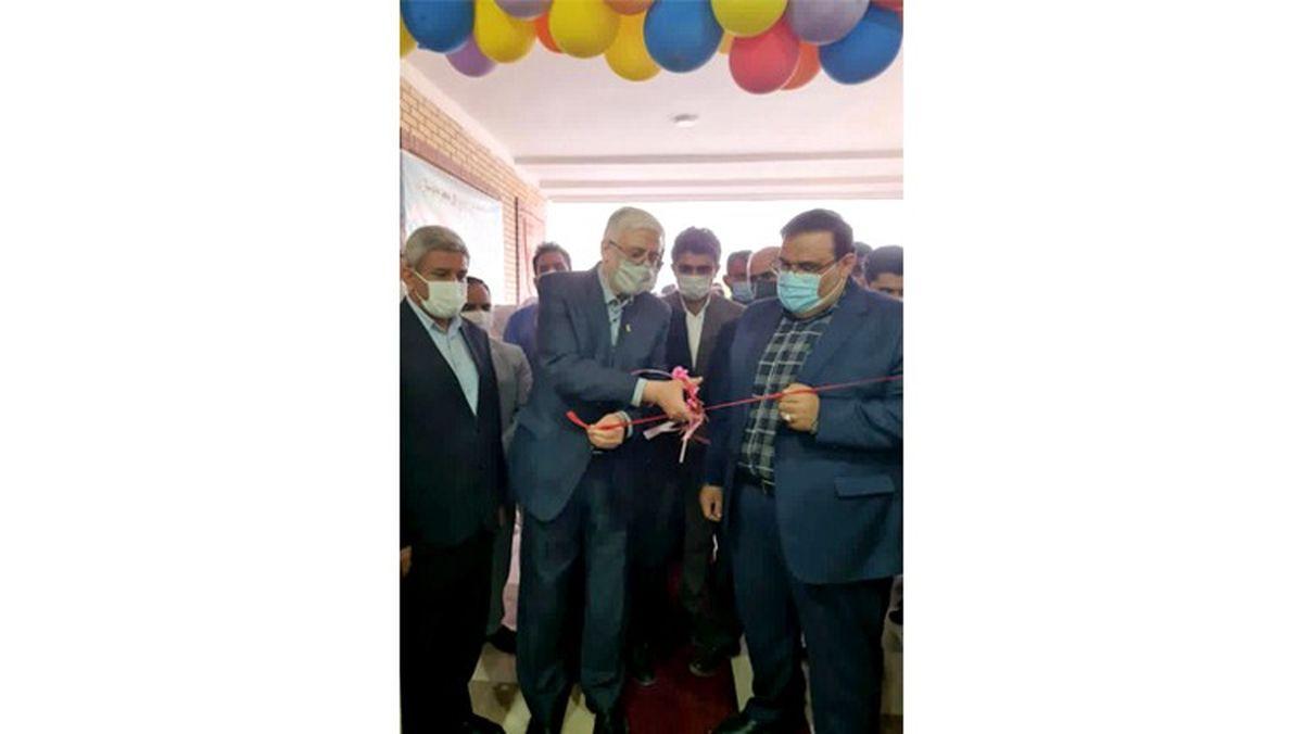 افتتاح چهارمین مدرسه ساخته شده توسط بانک پاسارگاد در  خوزستان