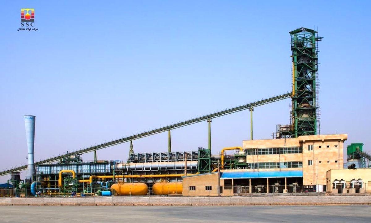 تعمیرات سالیانه شرکت صنعت فولاد شادگان بدون حادثه به پایان رسید