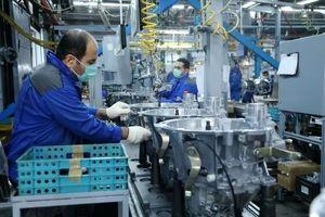 وزیر صمت، خط تولید گیربکس شش سرعته را افتتاح میکند