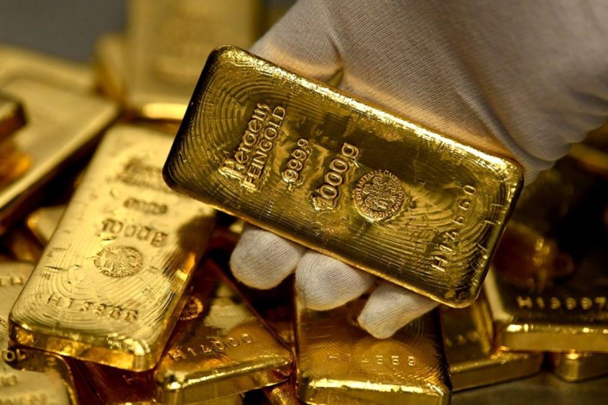 قیمت طلا در بازار جهانی 1400/03/08 + جدول