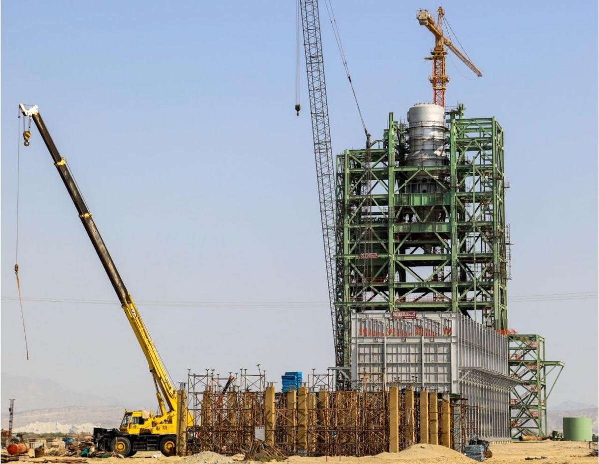 جزئیات سرمایهگذاری ۷.۱ میلیارد دلاری فولاد در چابهار