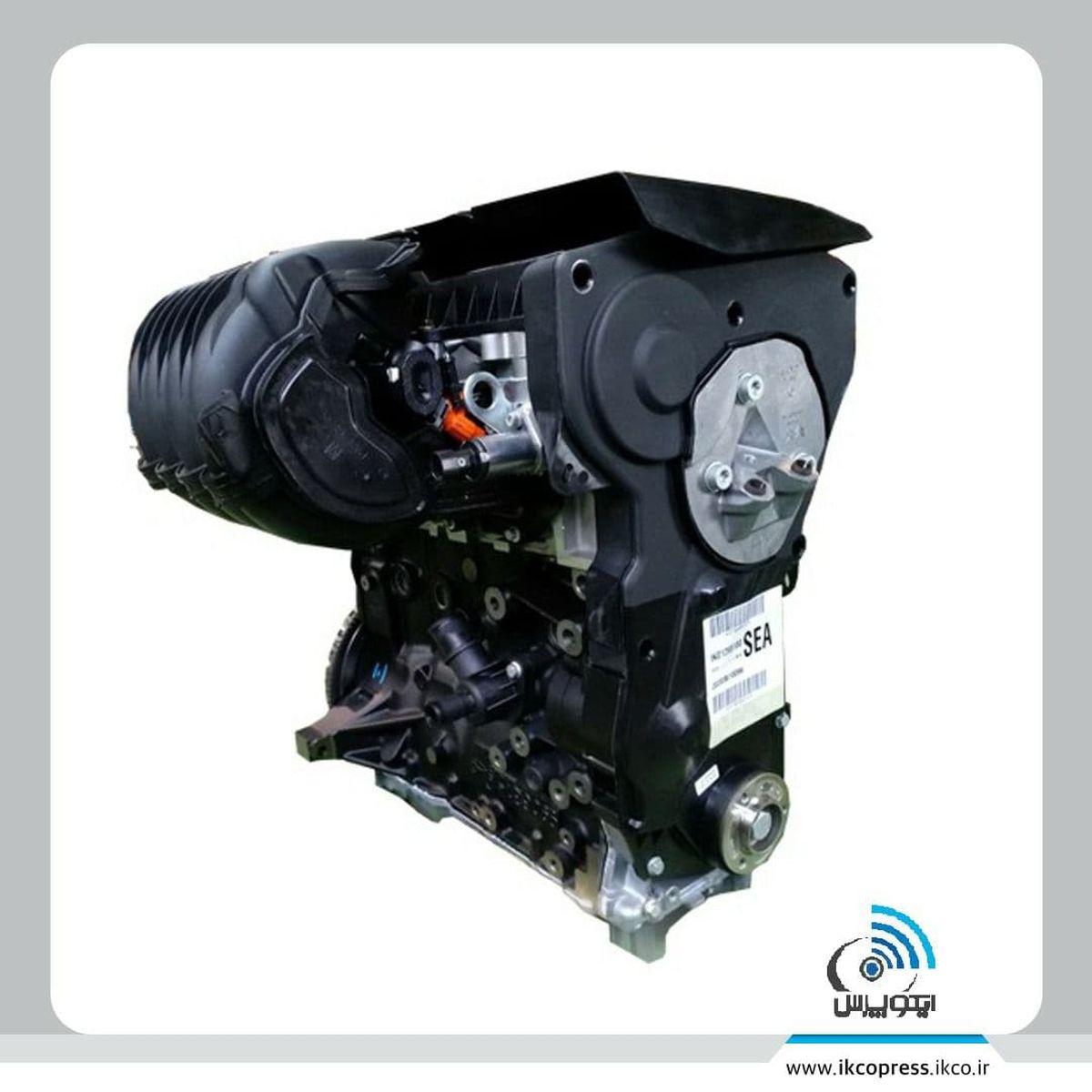 تولید روزانه هزار دستگاه موتور +TU5