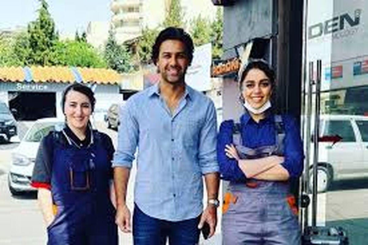 فرهاد مجیدی و همسر اول و دومش + عکس جنجالی