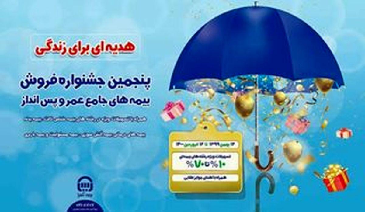پنجمین جشنواره فروش بیمه های جامع عمر و پس انداز بیمه آسیا آغاز شد