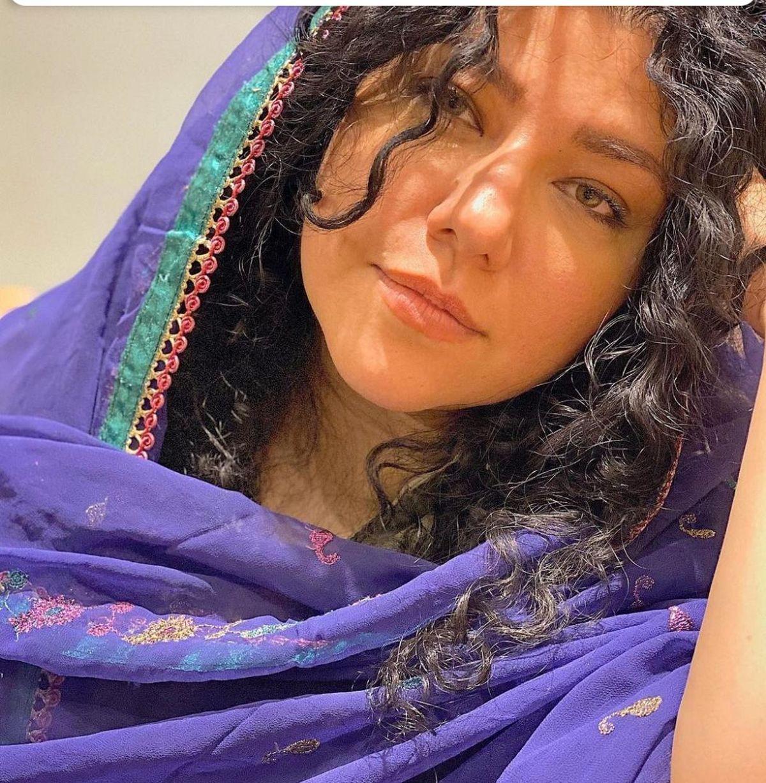 پست عاشقانه و معنادار پریچهر قنبری بعد از طلاق از شهاب حسینی + عکس