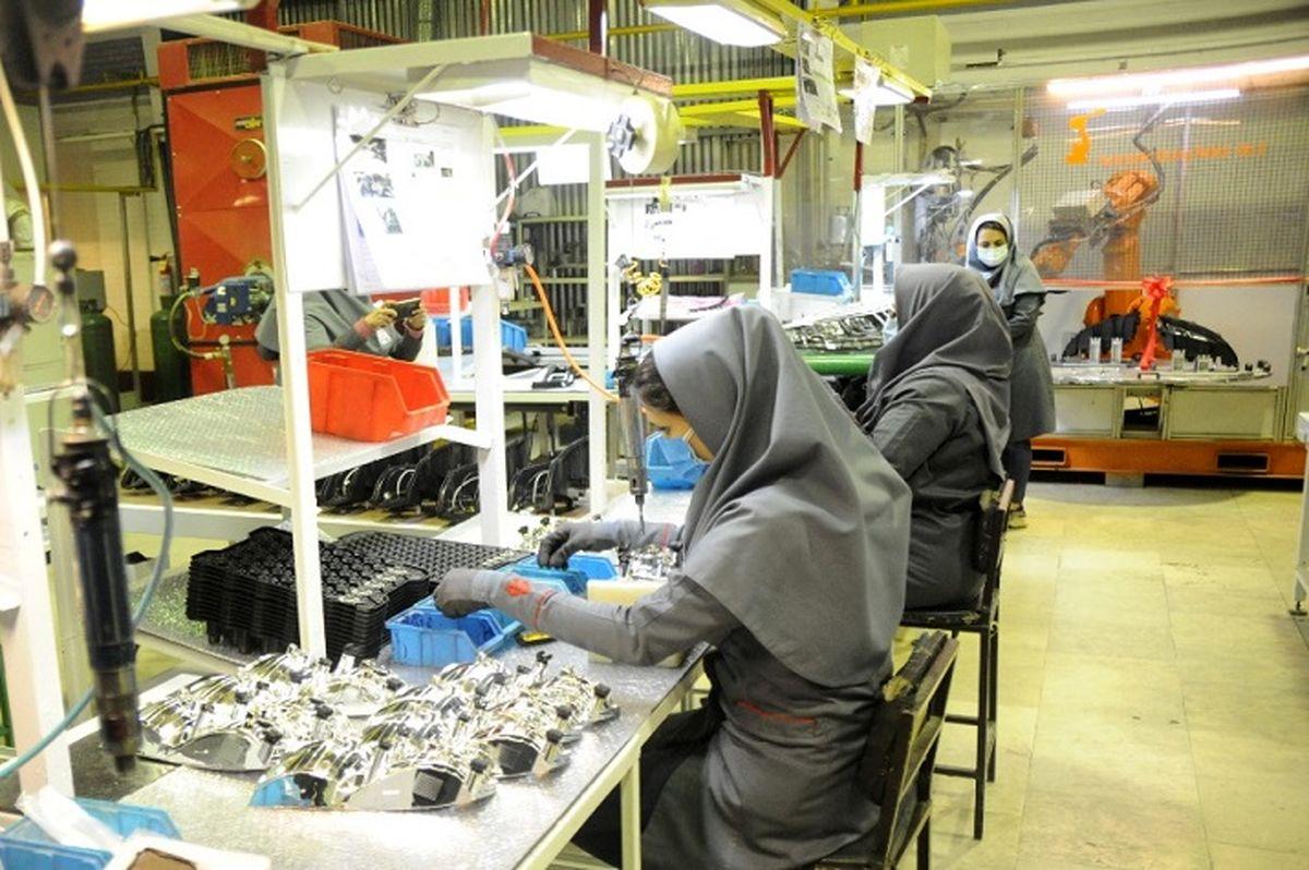 کاهش ارزبری سالانه ۱۳۳ میلیون یورویی ایران خودرو