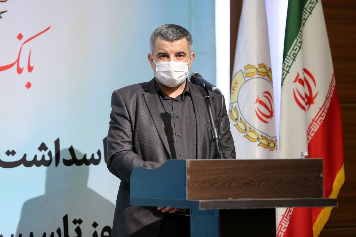 تقدیر معاون کل وزارت بهداشت، درمان و آموزش پزشکی از خدمات بانک ملی ایران برای قطع زنجیره انتقال کرونا