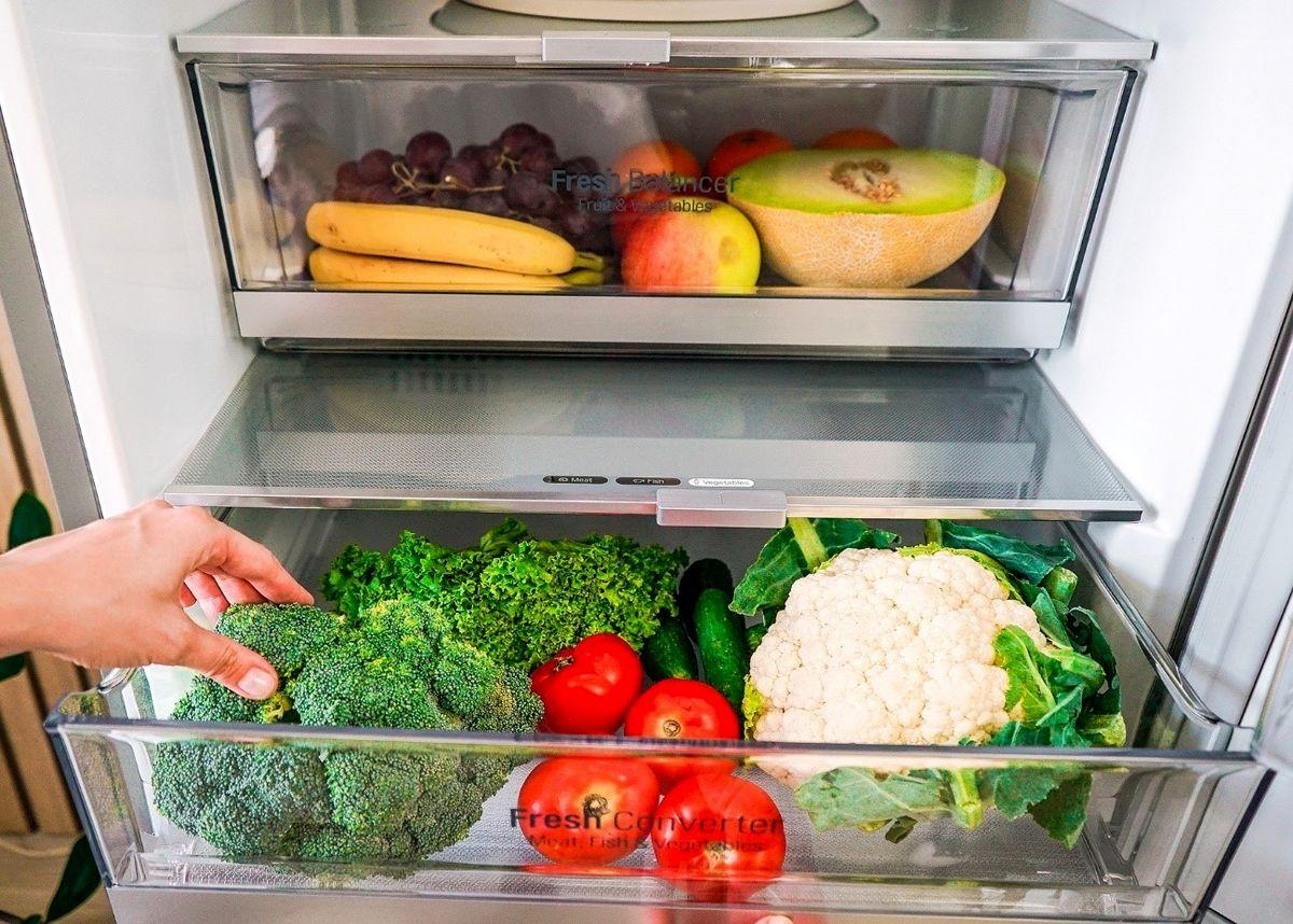 حفظ کیفیت و تازگی مواد غذایی با فناوریهای نوین یخچالهای فوق پیشرفته
