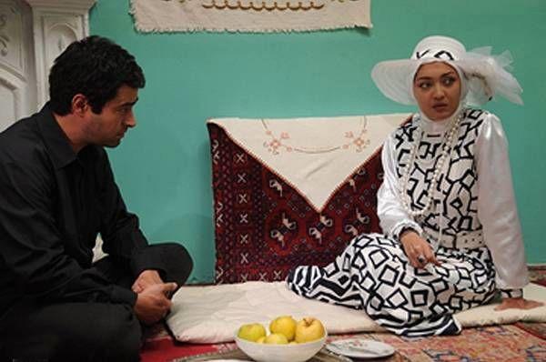 شهاب حسینی و نیکی کریمی