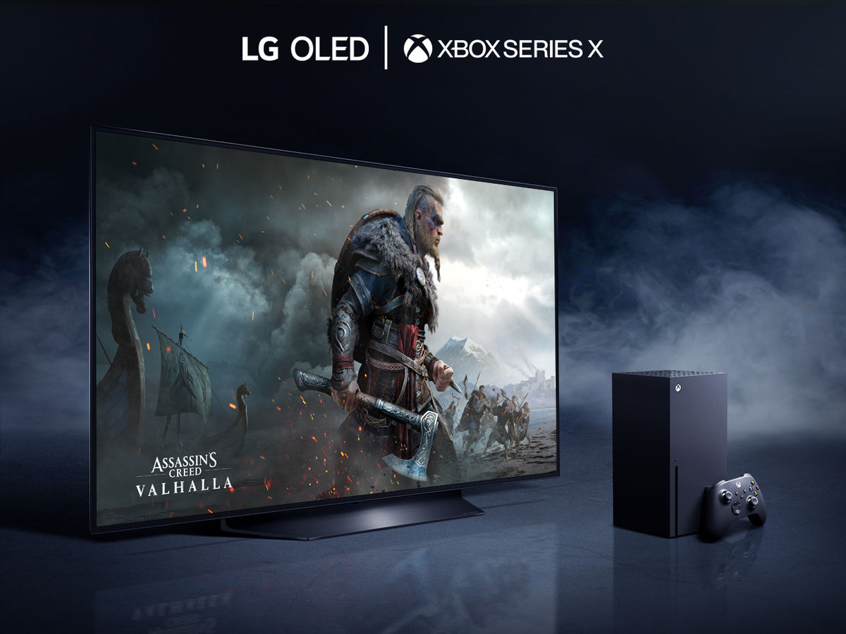 تلویزیون OLED الجی و Xbox Series X، نسل جدید تجربه بازی کنسولی
