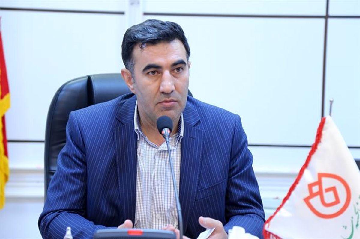 تبدیل وضعیت کارکنان ایثارگر صندوق قرض الحسنه شاهد به مناسبت روز مقاومت، ایثار و پیروزی