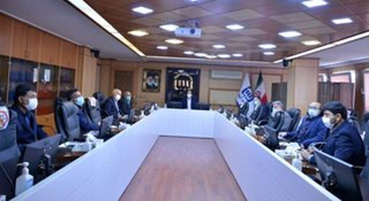 نخستین جلسه شورای معاونان بیمهآسیا در سال جدید تشکیل شد