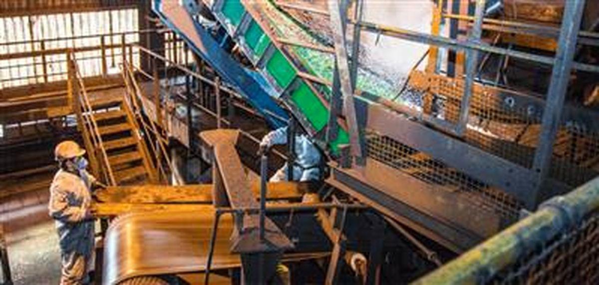 انجام موفقیتآمیز تعمیرات برنامهریزیشده واحد گندلهسازی در تیر ماه