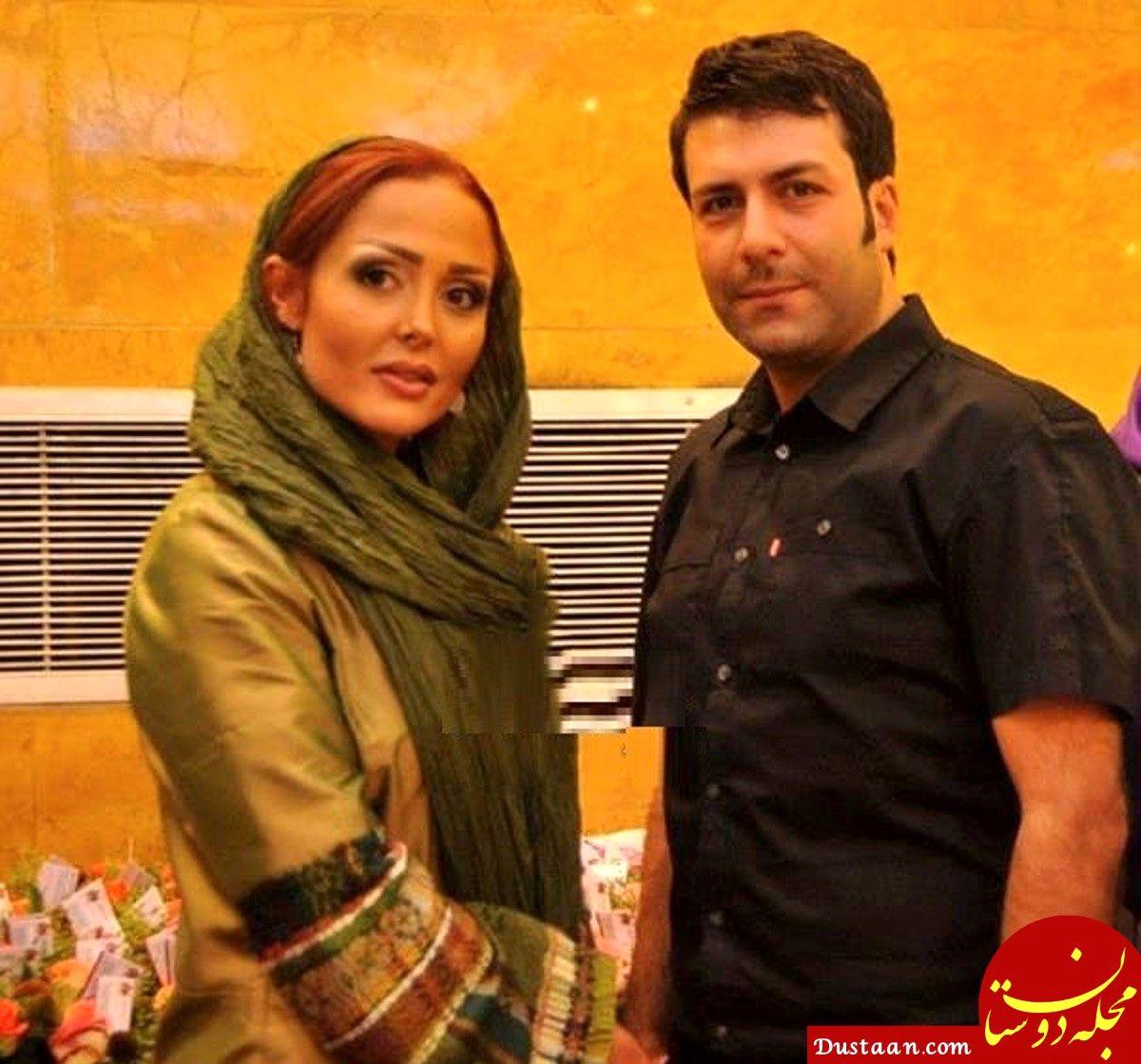 مجید واشقانی و همسر بازیگرش + عکس دونفره
