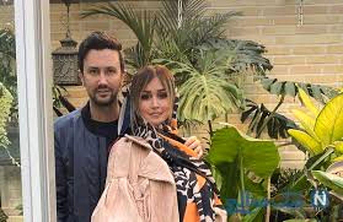 خوشگذرانی لاکچری شاهرخ استخری و همسرش در بلژیک + عکس