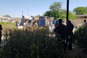 اهدای بیش از ۳ هزار نهال مثمر به منابع طبیعی بندر ماهشهر