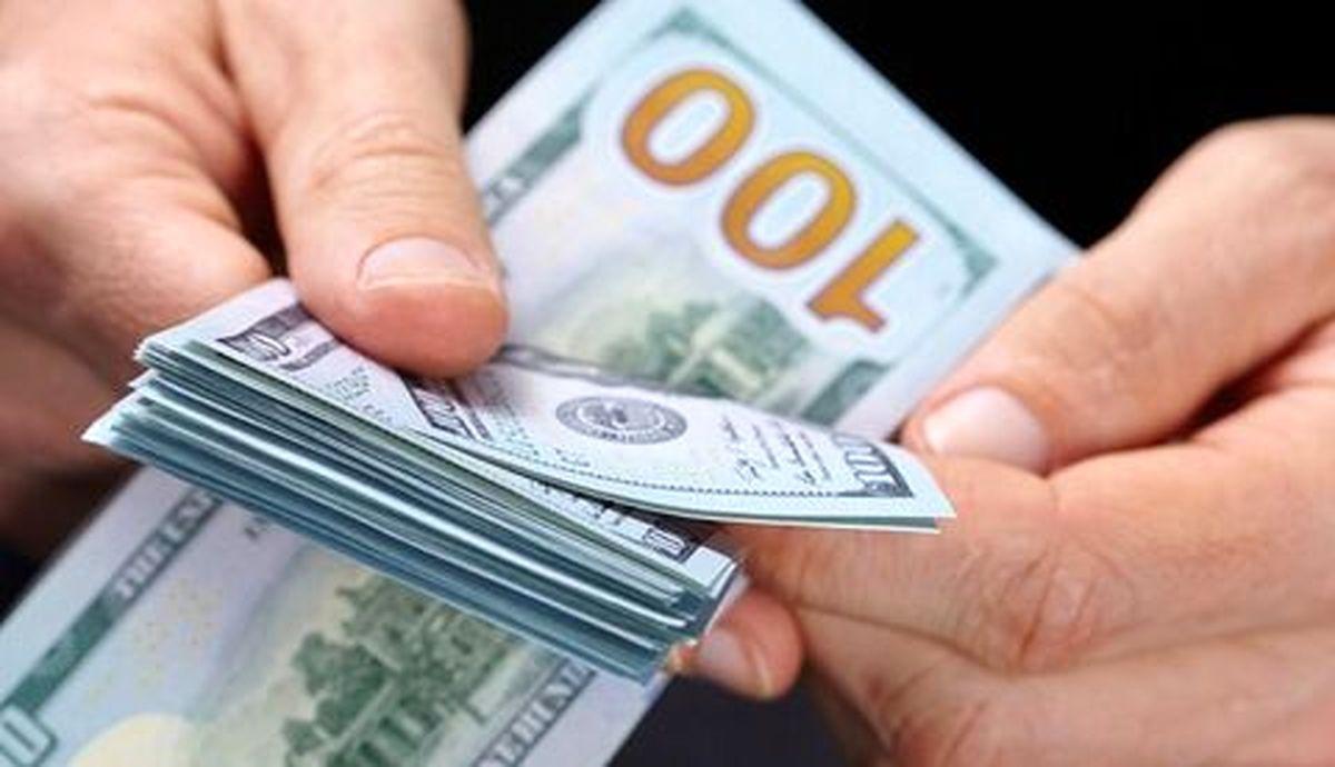 آزاد شدن منابع ارزی بازار ارز را آرام میکند  ارز