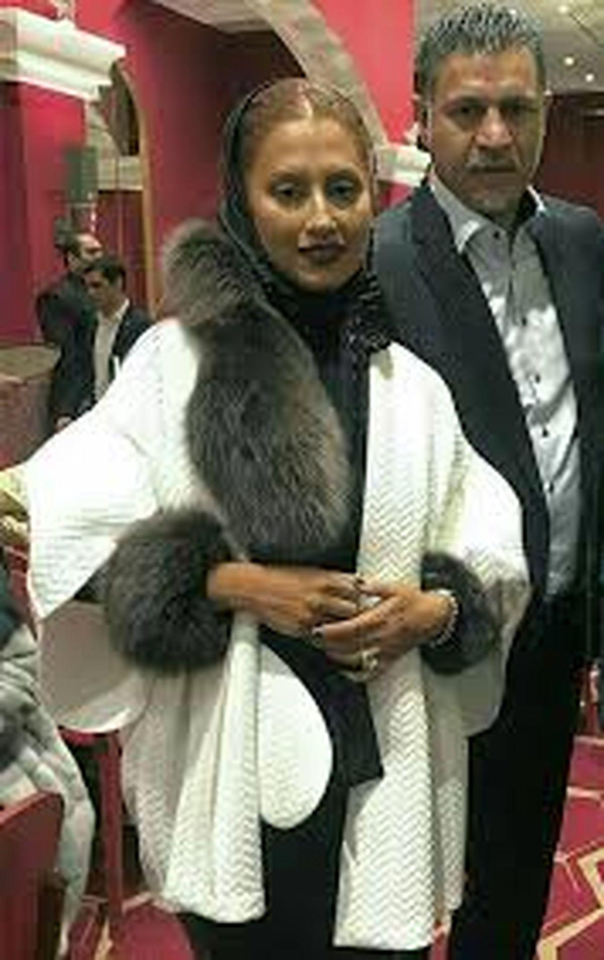 لباس میلیونی همسر دوم علی دایی جنجالی شد + عکس و بیوگرافی