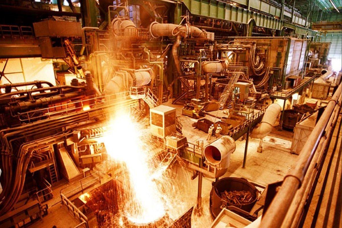 حذف مجوز ساخت کارخانجات زنجیره فولادباکدام منطق وکدام منابع زیرزمینی ؟