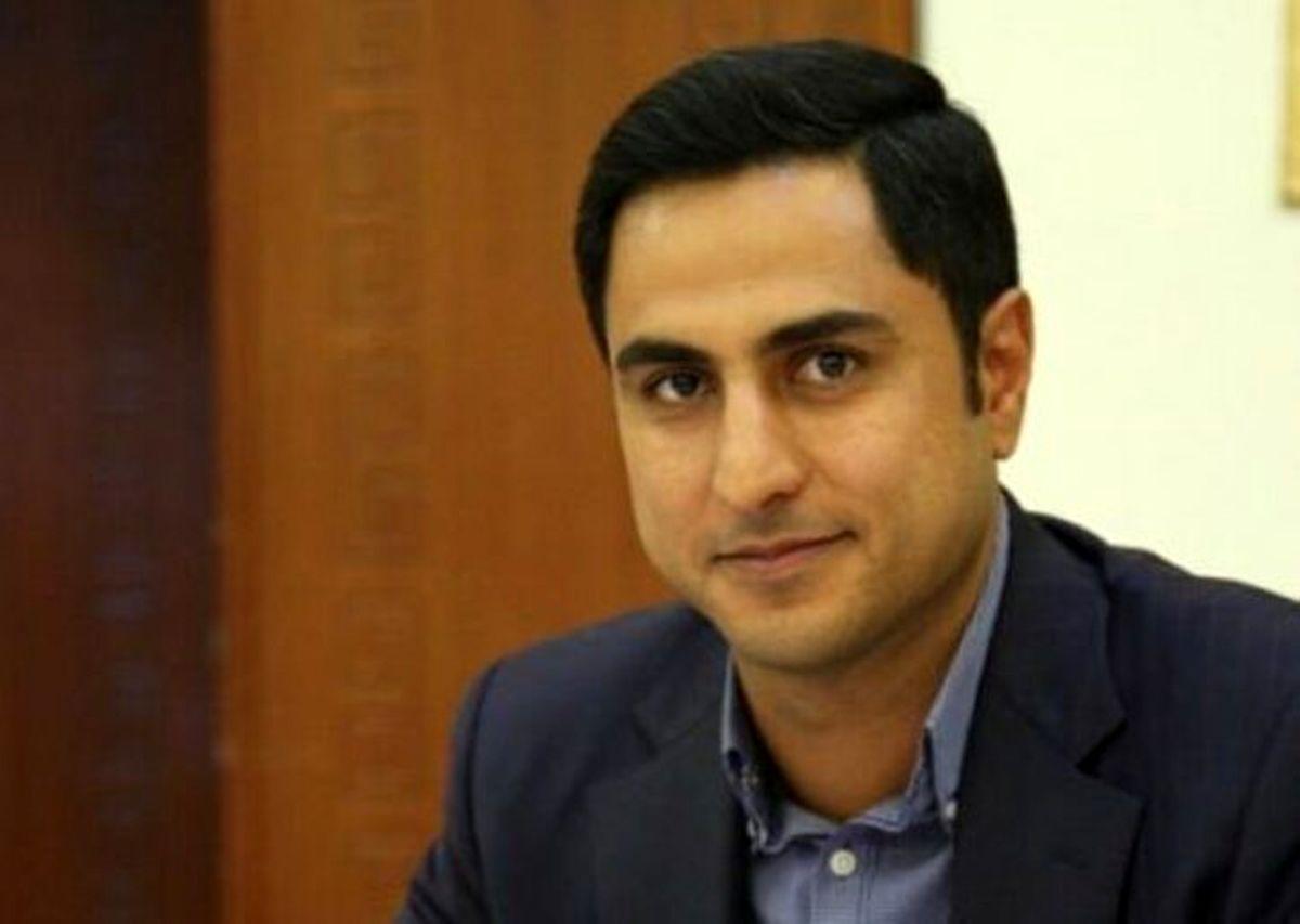 ایران نژاد مدیر روابط عمومی شرکت «توسعه آهن و فولاد گل گهر» شد