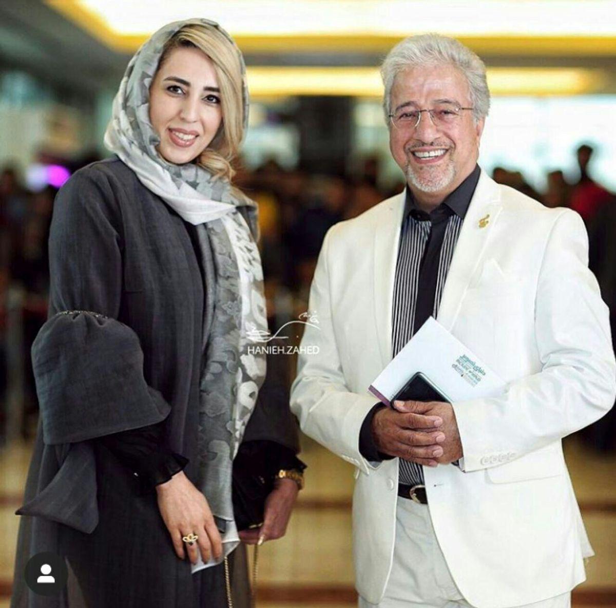 بازیگر پایتخت از همسرش جدا شد