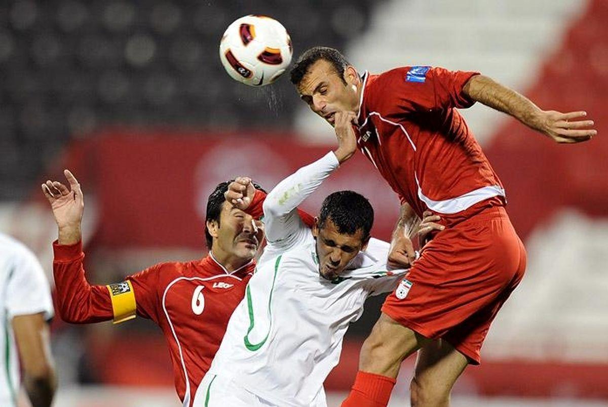 ساعت بازی ایران و عراق امروز 16 شهریور