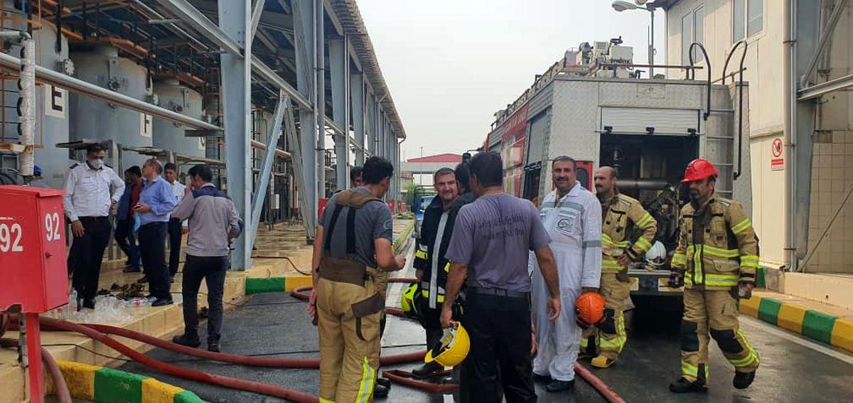 همه بویلرهای نیروگاه مبین انرژی خلیج فارس در سرویس قرار گرفتند