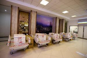 هدیهی ستاره خلیج فارس به شبکهی درمان هرمزگان