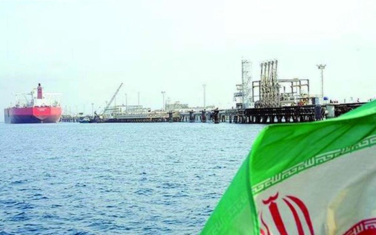صادرات نفت از خلیج فارس و دریای عمان از امسال