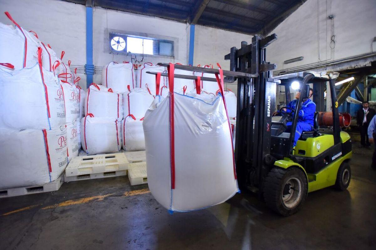 تولید پتروشیمی شهید تندگویان ۵۵ هزار تن افزایش یافت