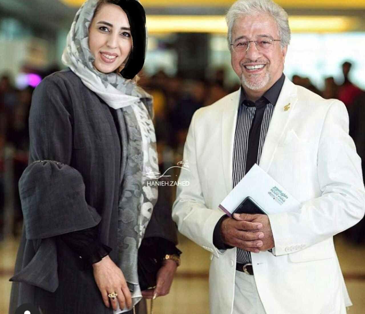 ازدواج علیرضا خمسه با زنی جوانتر از خود! - دلیل طلاق همسر اول + عکس همسر دوم